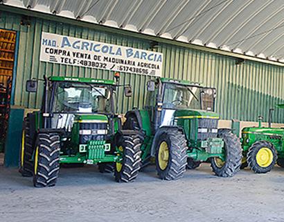 Compra y venta de tractores